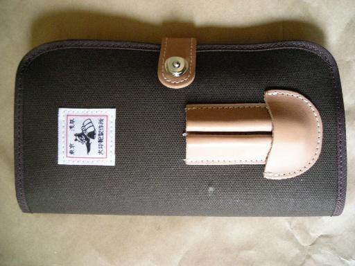 犬印鞄製作所の十徳犬袋
