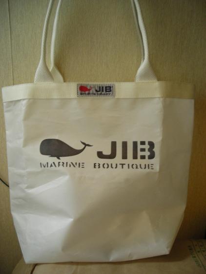 JIBのバケツトート
